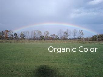 Organic color