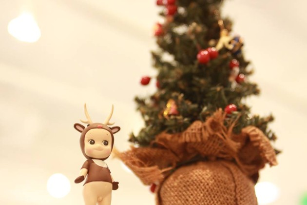 C'ESTLAVIEもクリスマス
